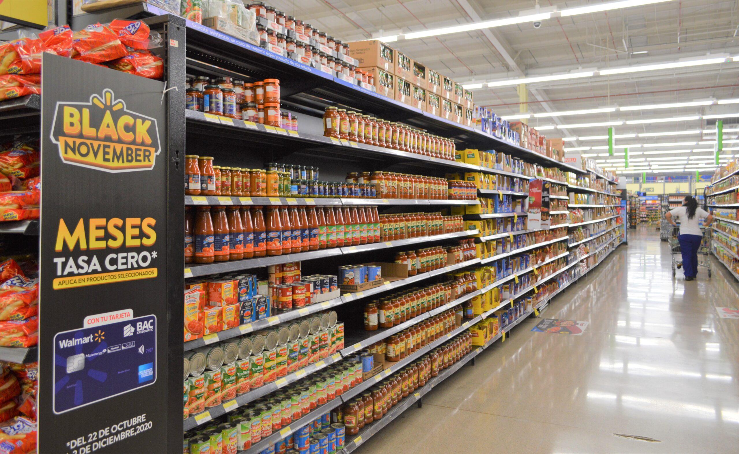 Walmart y Maxi Pali te trae grandes descuentos en el Black November