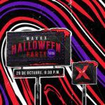 Maxxx Halloween Party: la mejor fiesta del año desde casa